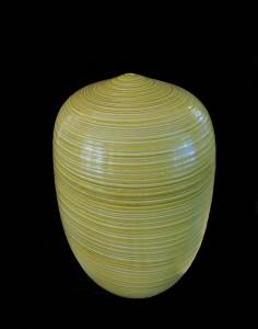 Potiche Ocre/Amarillo